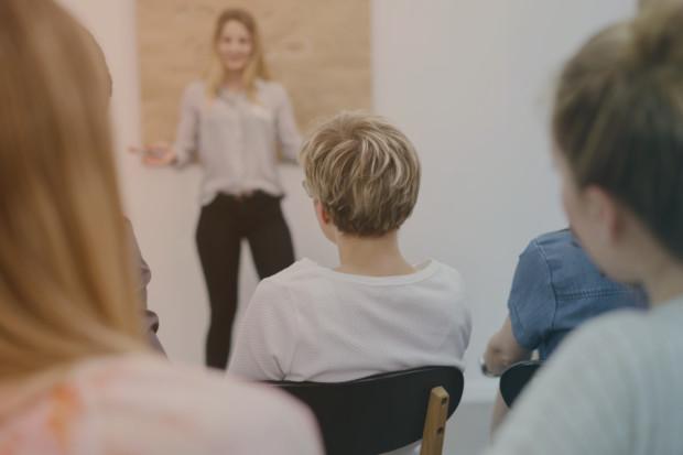 Teilnehmer einer Schulung des Jobcenter Kreis Viersen