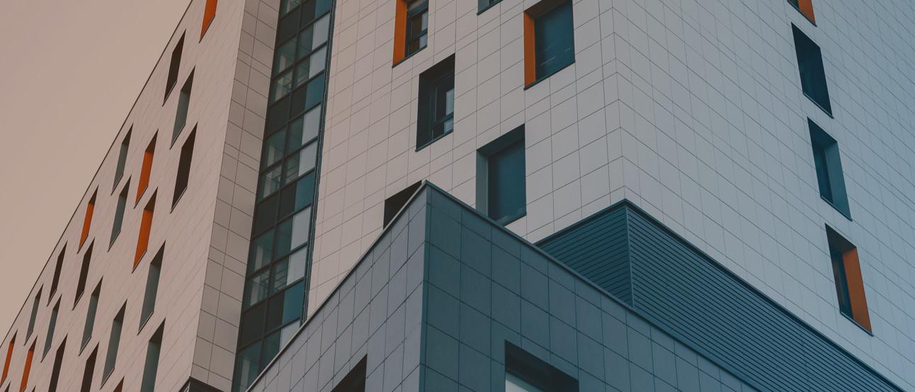 Gebäude des Jobcenter Kreis Viersen von aussen
